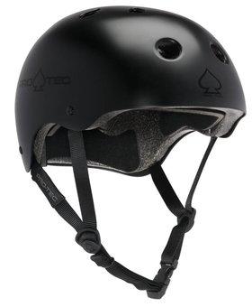 Pro-Tec Pro-tec Classic (Certified) Satin Black Helmet