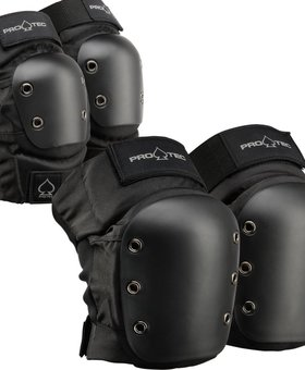 Pro-Tec Pro-tec Skate/Street Knee/Elbow Pads M Black