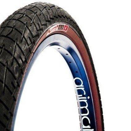 "Animal 20x2.25"" Animal GLH Maroon Tires"