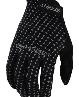 Troy Lee Designs Troy Lee Sprint Black Small Gloves