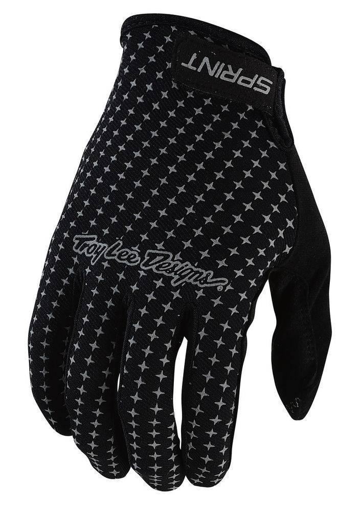 Troy Lee Designs Troy Lee Sprint Black Small Gloves