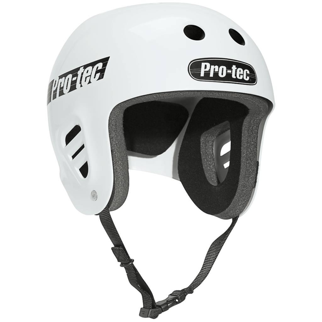 Pro-Tec Pro-tec Fullcut White Helmet