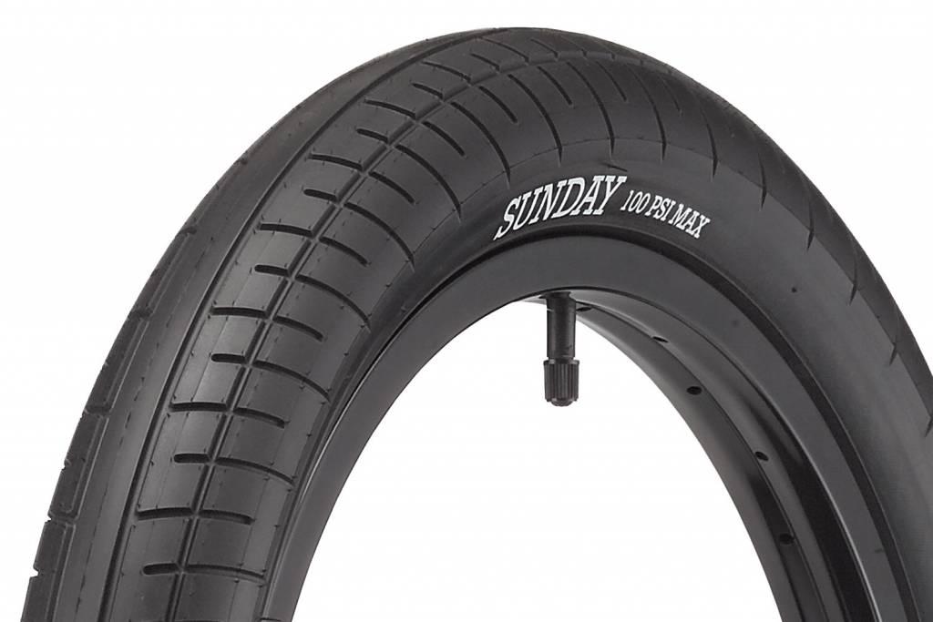 "Sunday 20x2.4"" Sunday Street Sweeper Tire"