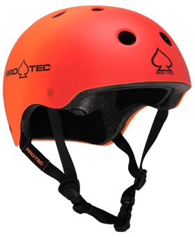 Pro-Tec Pro-tec Classic (Certified) Red/Orange Frade Helmet