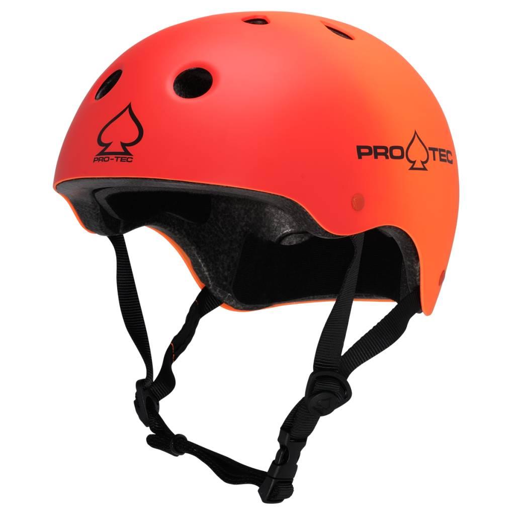 Pro-Tec Pro-tec Classic (Certified) Red/Orange Frade Helmet