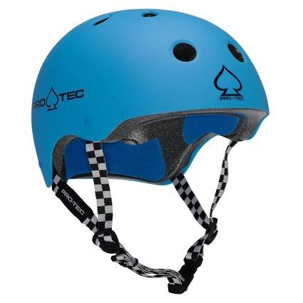 Pro-Tec Pro-tec Classic (Certified) Gumball Blue Helmet