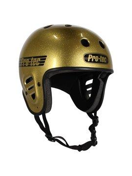Pro-Tec Pro-tec Fullcut (Certified) Gold Flake Helmet