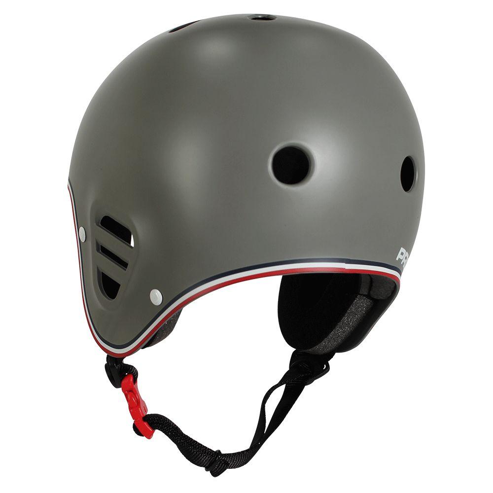 Pro-Tec Pro-tec Fullcut (Certified) Matte Gray Trike Helmet