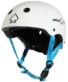 Pro-Tec Pro-tec Jr Classic (Certified) White Helmet
