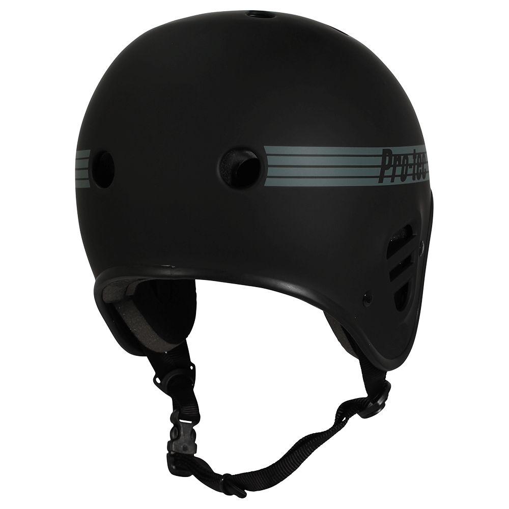 Pro-Tec Pro-tec Fullcut (Certified) Matte Black Helmet