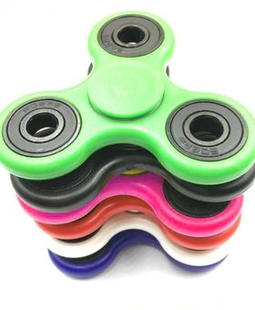 Fidget Fidget 3-Side Spinner