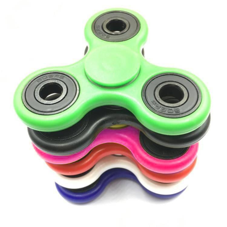 Fidget Fidget 3-Side Spinner