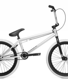 Kink 2018 Kink Curb Bike Matte Silver Fox