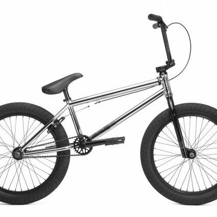 Kink 2018 Kink Launch Bike Chrome
