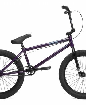 Kink 2018 Kink Gap Bike Gloss Trans Purple