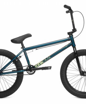 Kink 2018 Kink Gap XL Bike Gloss Stang Teal Edge Fade