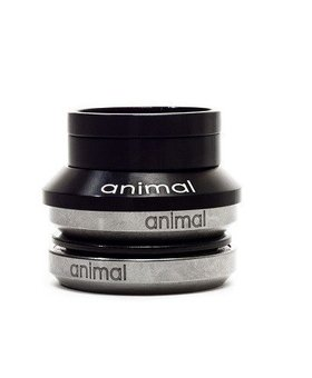 Animal Animal Intergrated Black Headset