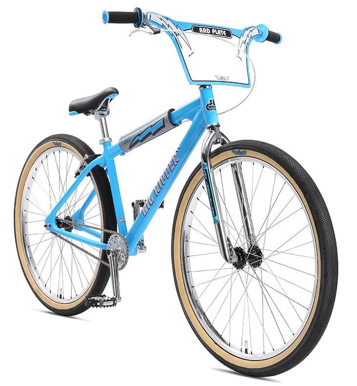 "SE 2018 SE Big Ripper 29"" Blue Bike"