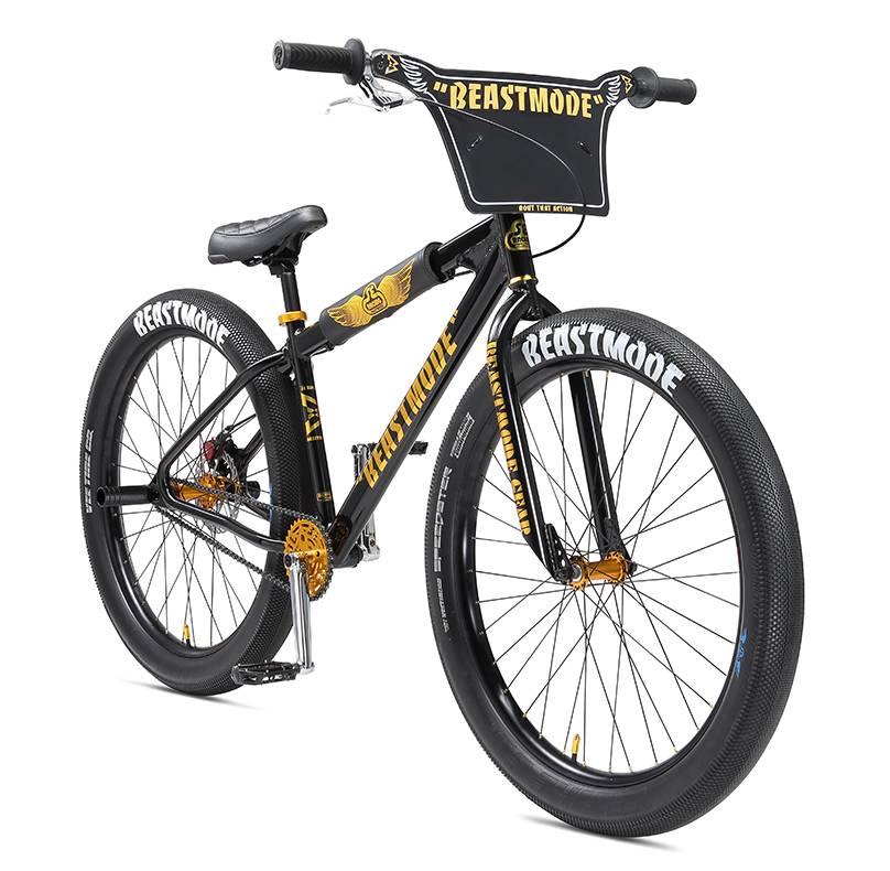 "SE 2018 SE Beast Mode Ripper 27.5"" Black Bike"