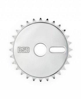 BSD BSD Bomb Sprocket Silver 25T