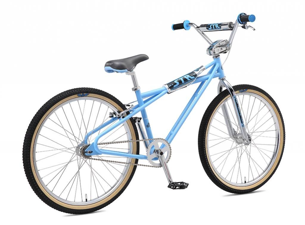 SE 2018 SE STR-26 Quadangle Blue Bike