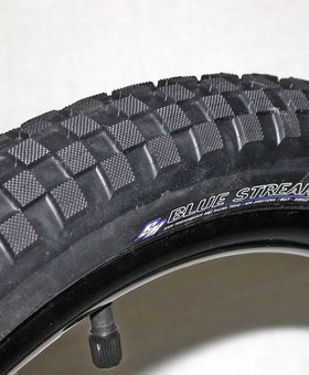Supercross TIRE 20X1.5 SX BLUE KEVLA