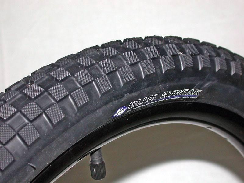 Supercross TIRE 20X1.5 SX BLUE KEVLA