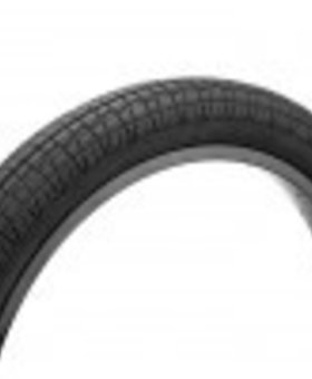 "Mission 20x2.30"" Mission Fleet Black Tire"