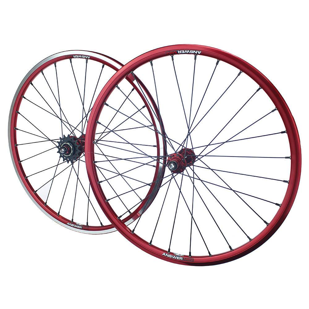 Answer BMX WHEELSET 24 ANSWER MINI