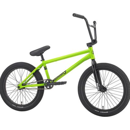 "Sunday 2018 Sunday Forecaster 20.5"" Fluorescent Green Bike (Aaron Ross)"