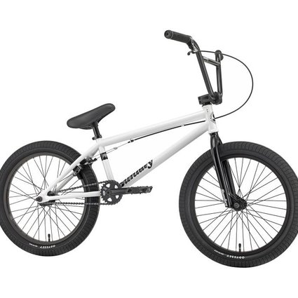 "Sunday 2018 Sunday Primer 20"" White Bike"