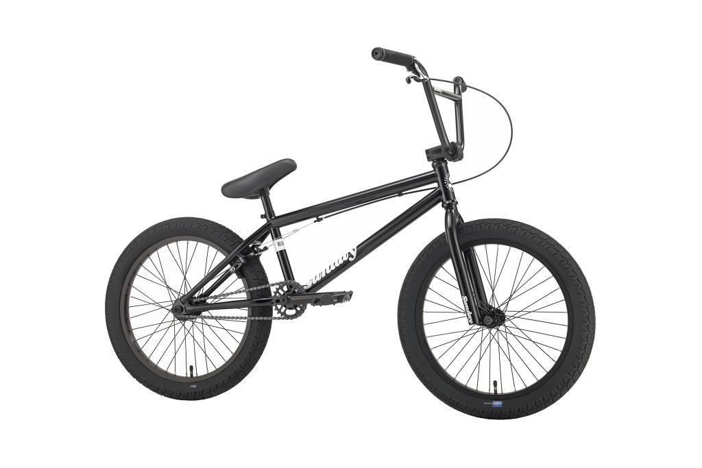 """Sunday 2018 Sunday Blueprint 20.5"""" Black Bike"""