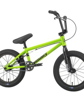 "Sunday 2018 Sunday Primer 16"" Fluorescent Green Bike"