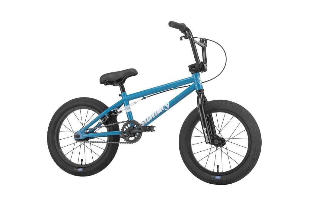 """Sunday 2018 Sunday Blueprint 16"""" Teal Bike"""