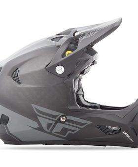 Fly Racing 2018 Fly Werx Mips Rival Xlarge Black/Coal Helmet
