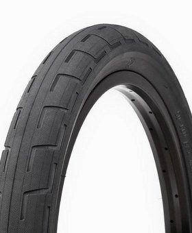 "BSD 20x2.4"" BSD Donnastreet Black Tire"