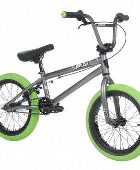 "Subrosa 2018 Subrosa Altus 16"" Bike Satin Phosphate"