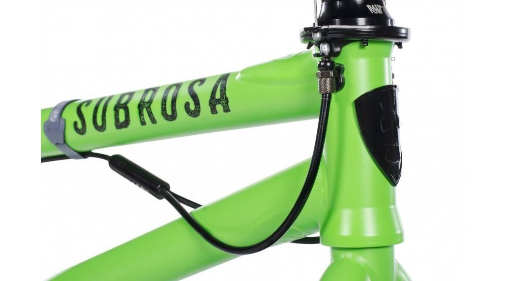 Subrosa 2018 Subrosa Salvador Park Bike Satin Neon Green