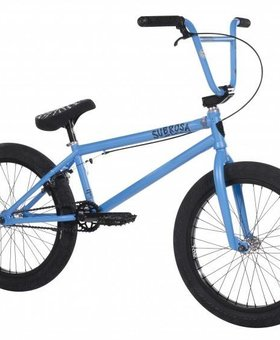 Subrosa 2018 Subrosa Tiro Bike Satin Highlighter Blue