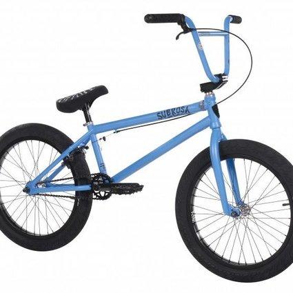 Subrosa 2018 Subrosa Tiro Bike Satin Highlighter Blue