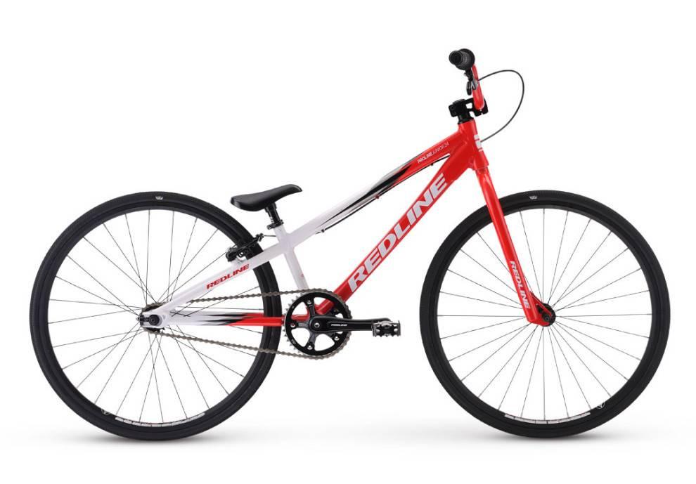 Redline 2015 Redline Proline Junior Red/White Bike