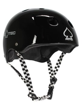 Pro-Tec Pro-tec Classic Certified Black Checker Small Helmet