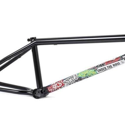 """Subrosa Subrosa Noster S 21.15"""" Black Frame"""
