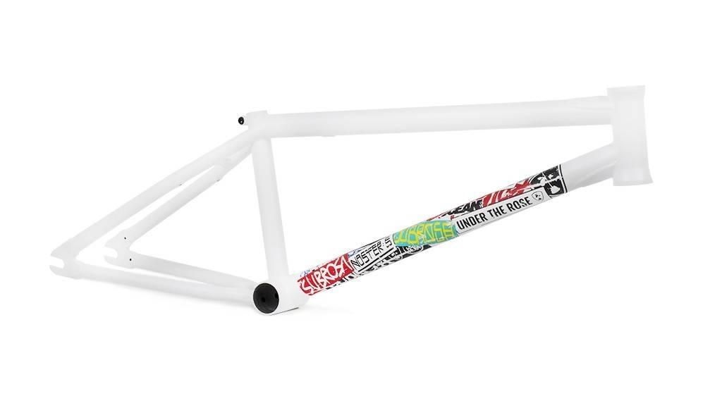 """Subrosa Subrosa Noster S 21.15"""" White Frame"""