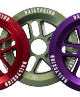 Daily Grind Daily Grind Millennium V2 Red Sprocket Guard 25T