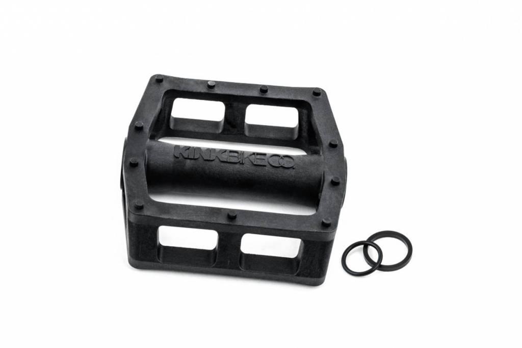 Kink Kink Senec Replacement Single Black Pedal