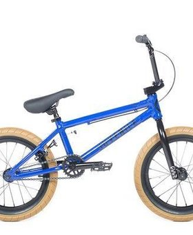 "Cult 2018 Cult Juvenile 16"" Blue Bike"