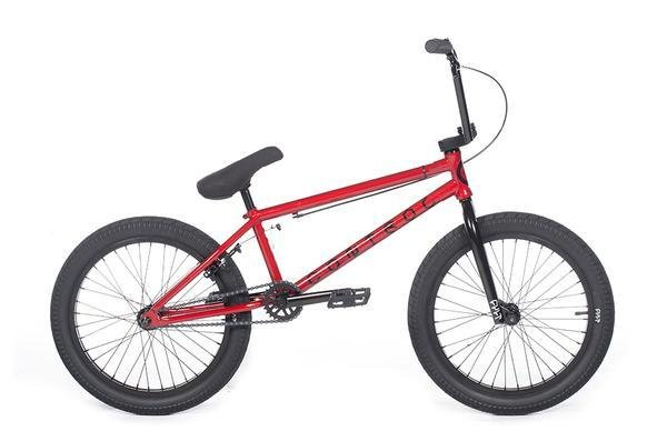 "Cult 2018 Cult Control (B) 20.75"" Red Wine Bike"