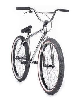 Cult 2018 Cult Devotion 26 Chrome Bike