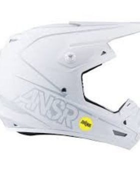 Answer Racing Answer Racing Evolve 3 Mips White XSmall Helmet